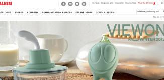 Alessi: Italienische Eleganz für Zuhause