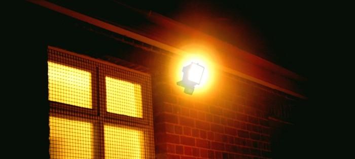 Einbruchschutz durch professionelle Beleuchtung