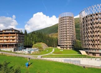 Luxuswohnungen am Katschberg